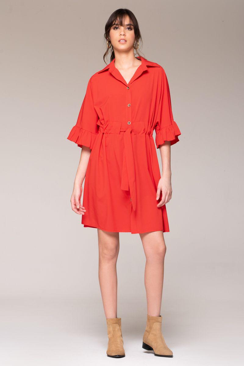 VESTIDO VUELOS - Spírito Tienda online - Moda femenina