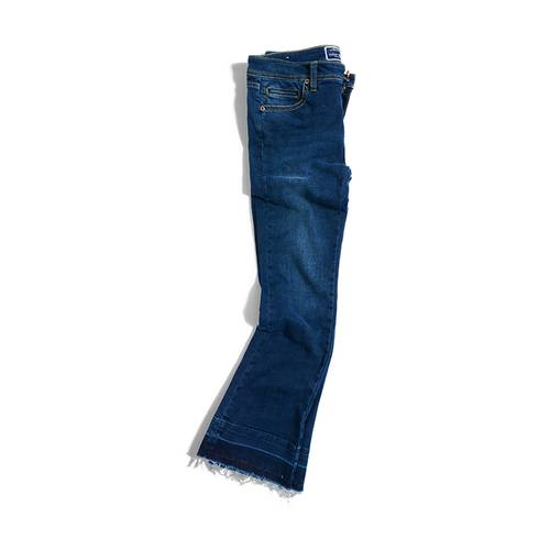 Jean Color Siete para Mujer - Azul