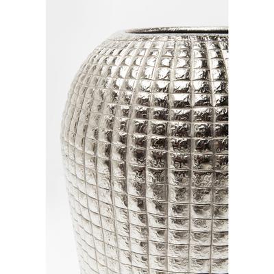 Vasija decorativa  Cubes Alu 56cm