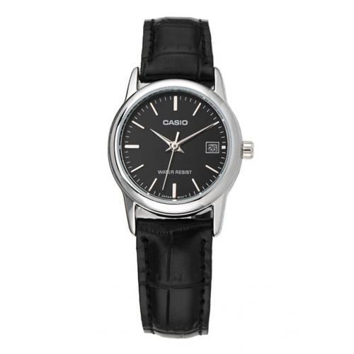 Reloj análogo negro-negro V002L-1A