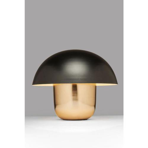 Lámpara mesa Mushroom cobre-Black