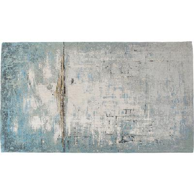 Alfombra Abstract azul claro 240x170cm