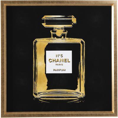 Cuadro Fragrance 80x80cm