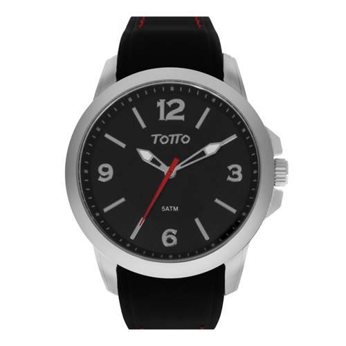 Reloj análogo negro-negro 23-3