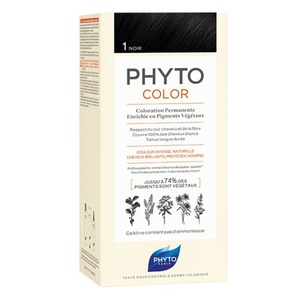 Phytocolor 1 Black 50ml Phyto