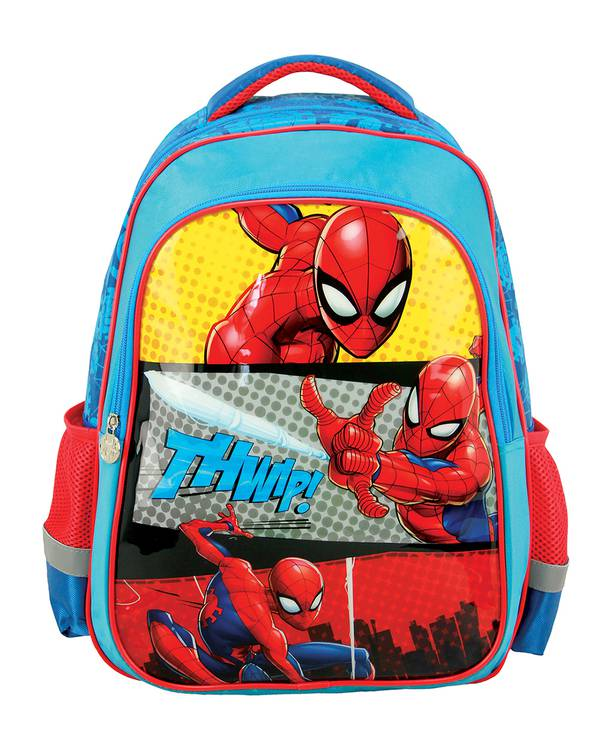 """Morral 16,5"""" Spiderman"