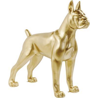 Objeto decorativo Toto XL oro
