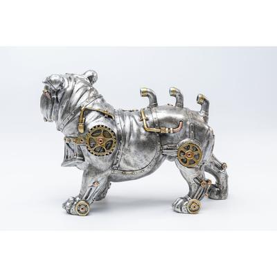 Figura decorativa Transformer Bulldog