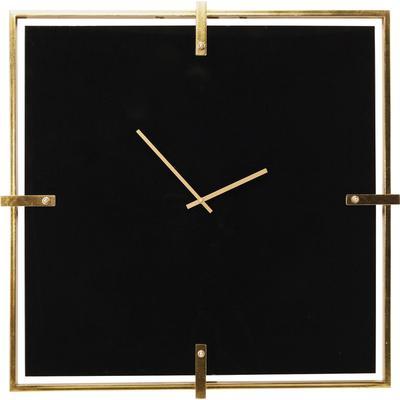 Reloj pared Mamba negro