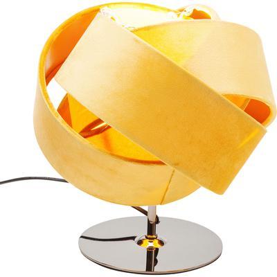 Lámpara mesa Knot amarillo