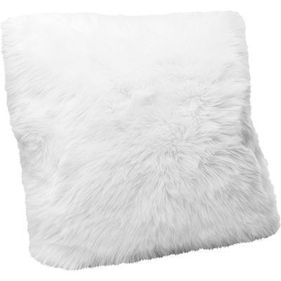 Cojines Fur White 60x60cm