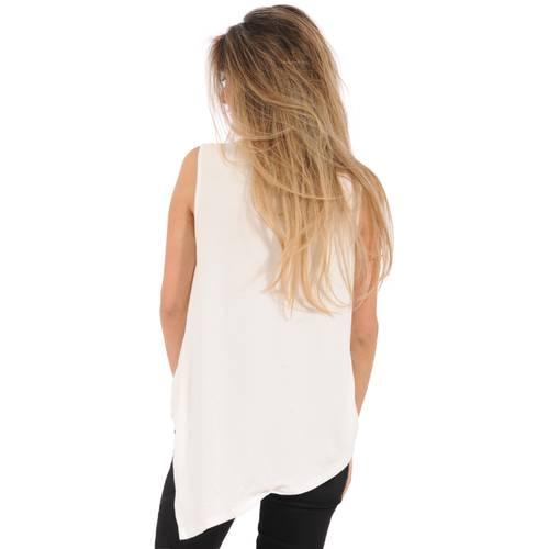 Blusa Jade Rosé Pistol para Mujer  - Blanco