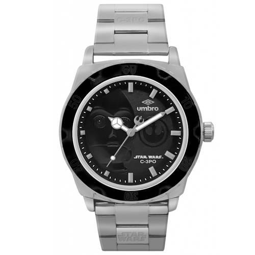 Reloj Plateado/Plateado - Umb-Sw04-1