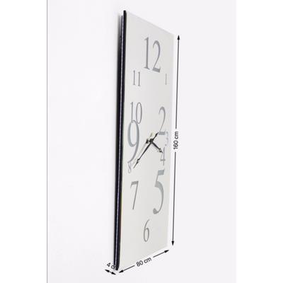 Reloj pared Wonderland LED Rectangular 160