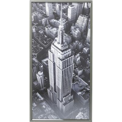 Cuadro Empire State Building View 166x86 cm