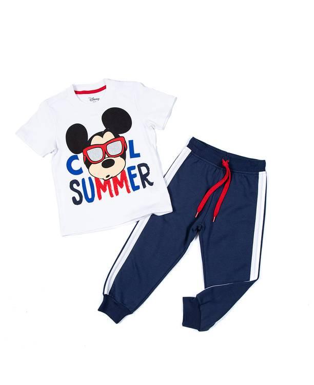 Conjunto Caminador Mickey