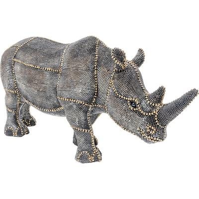 Objeto decorativo Rhino Rivets Pearls 18