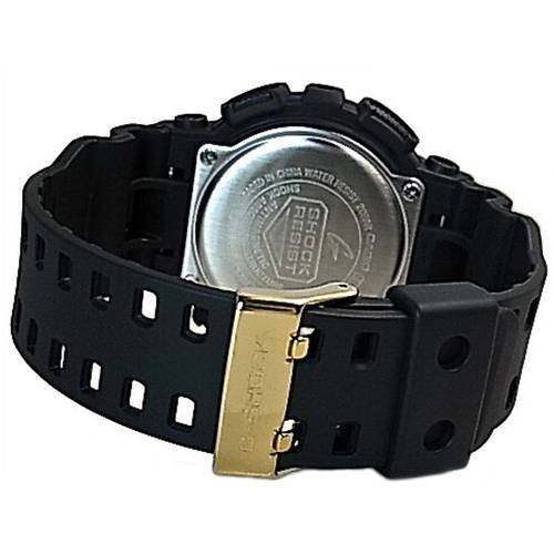 Reloj g-shock anadigi negro-negro -1A9