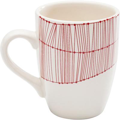 Taza Net rojo