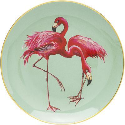 Plato decorativo Flamingo Group Ø27cm