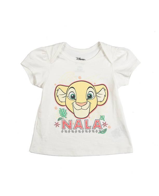 Camiseta Bebita Rey León