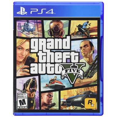 Grand Theft Auto V GTA PS4