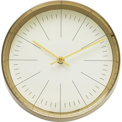 Reloj pared West Coast oro Ø21cm