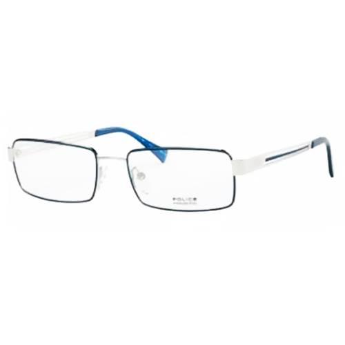 Gafas Oftálmicas Azul-Transparente 8613-E70