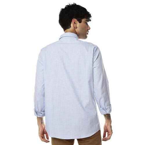 Camisa Manga Larga Jack Supplies Para Hombre - Blanco