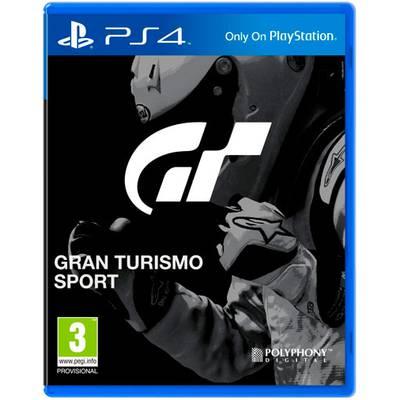 Grand Turismo Sport - Edición Estándar PS4