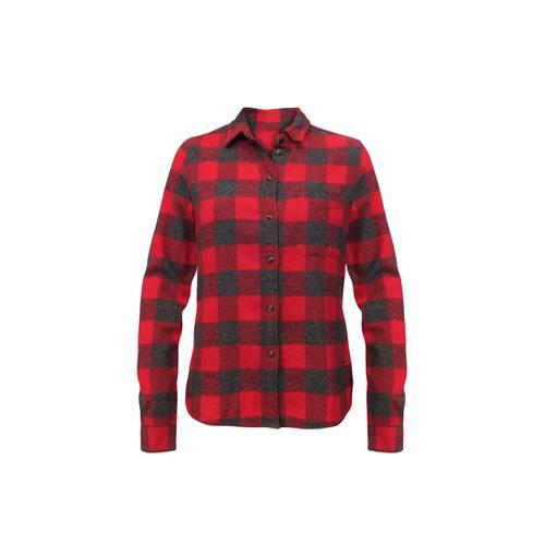 Camisa Rosé Pistol para Mujer - Rojo