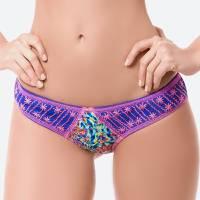 Panty Mar de Fiesta Moderate Cut Multicolor