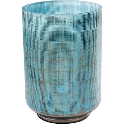 Vasija Jute azul claro 20cm