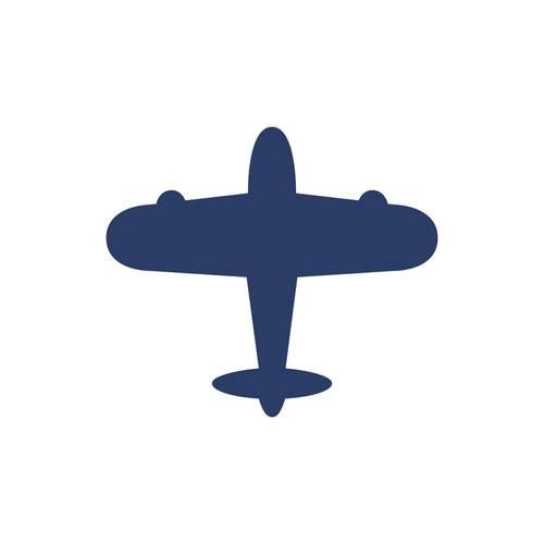 Polo Color Siete Para Hombre Blanco - Avion