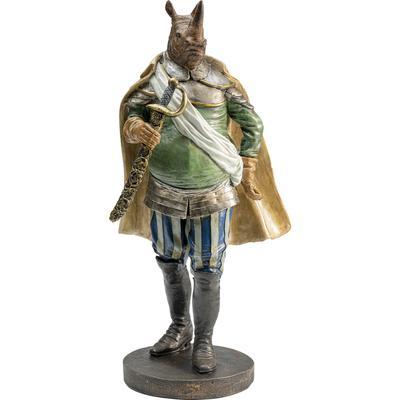 Figura deco Sir Rhino Standing