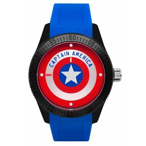Reloj Negro/Azul - Umb-Ca01-2