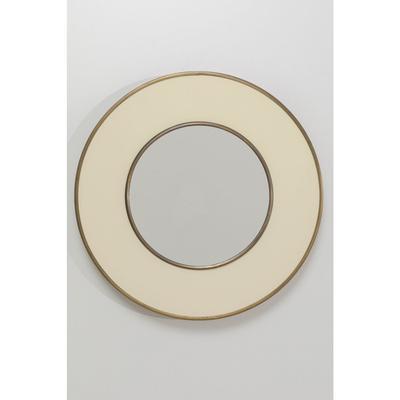 Espejo Lens blanco Ø75