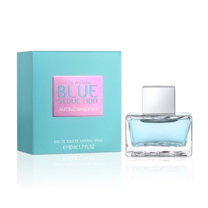 Blue Seduction Women Mujer Eau de Toilette 50ml