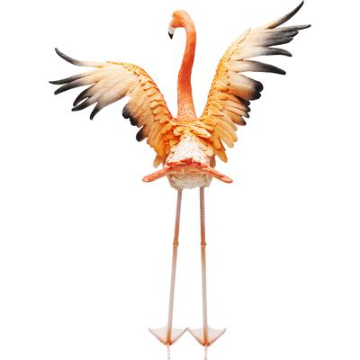 Objeto decorativo Flamingo Road Fly 66cm