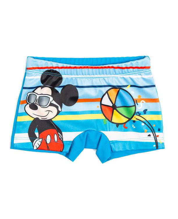 Boxer Baño Caminador Mickey