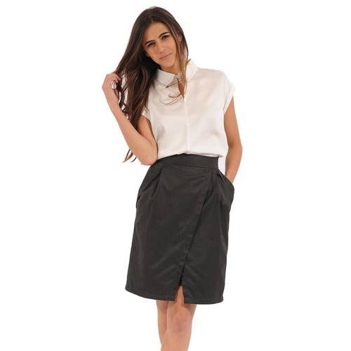 Blusa Melania Color Siete para Mujer - Blanco