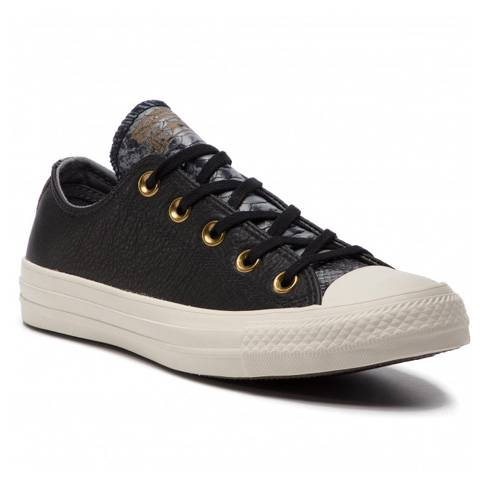 Zapatos Chuck Taylor All Star Black Mason Egret