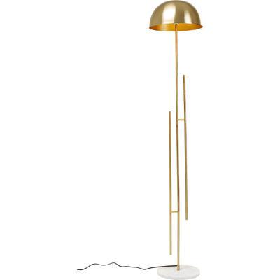 Lámpara mesa Solo latón