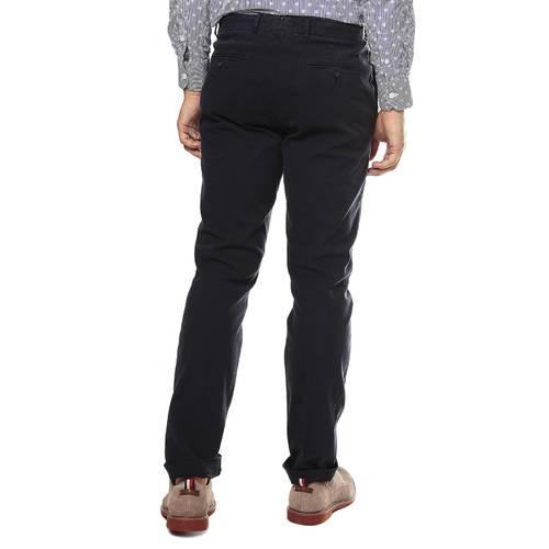 Pantalon Color Siete para Hombre-Azul