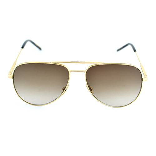 Gafas Sol Saint Laurent Dorado