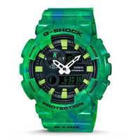 Reloj g-shock cronógrafo negro-verde B-3A