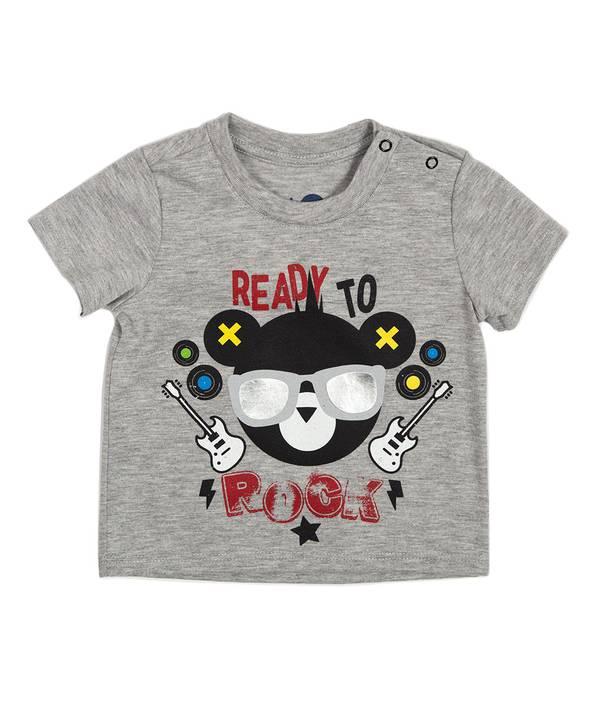 Camiseta Bebito mic