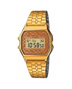 Reloj Análogo Dorado-Dorado A-9A - Casio