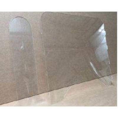 Pantalla higiénica acrílica 70 x 70 x 25 cm