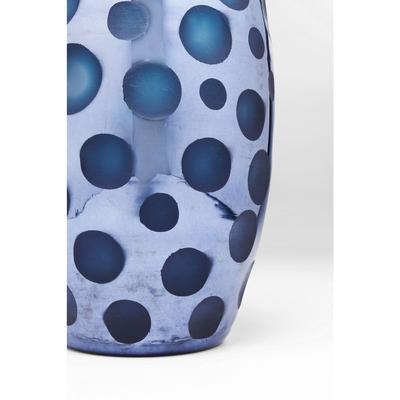 Vasija Blue Dots 26cm
